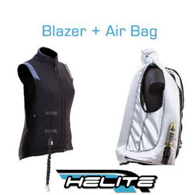 Blouson Shell Mc et Airbag