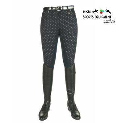 Pantalon HKM Dots femme