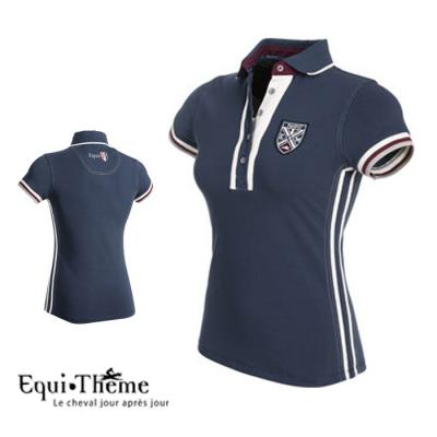 Polo jersey EQUIT M