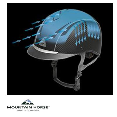 Casque Mountain Horse Aero2