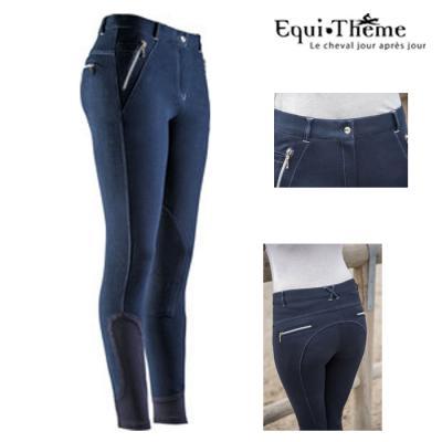 Pantalon Equi-th�me Zipper femme