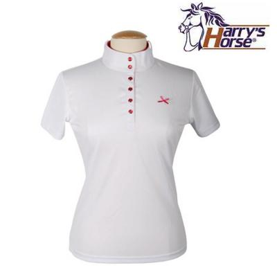 Polo concours HARRY S HORSE  rosa