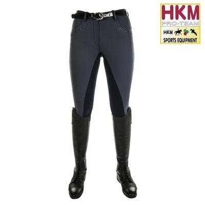 Pantalon HKM Seaside cristal