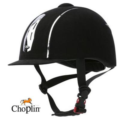 Casque Choplin Aero Chrome