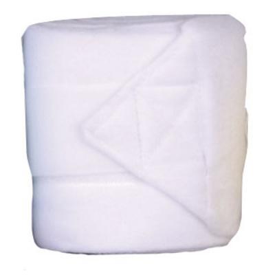 Bandes de polo HKM blanc 300 cm