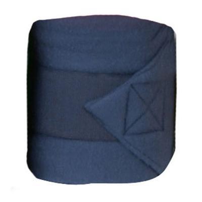 Bandes de polo HKM bleu gris 300 cm