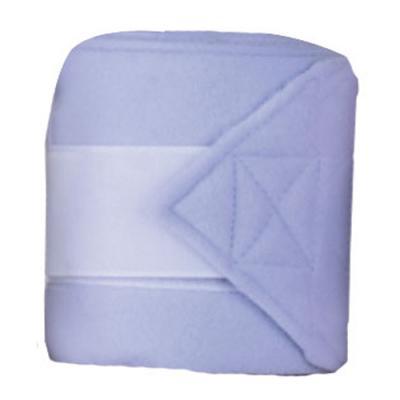 Bandes de polo HKM bleu ciel 300 cm