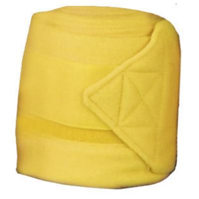 Bandes de polo HKM jaune 300 cm
