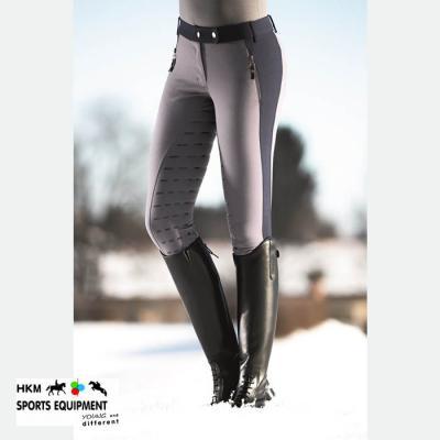 Pantalon HKM Scotland silicone