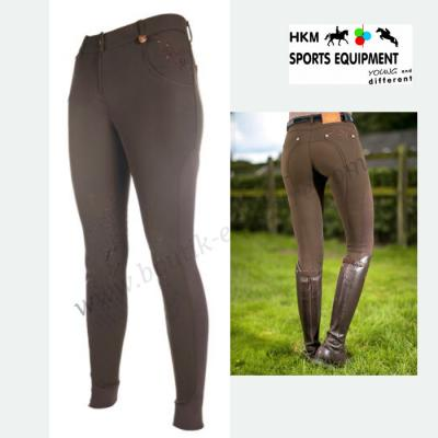 Pantalon HKM Queens crystal