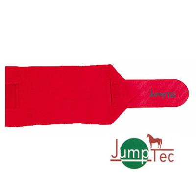Bande de polo JUMPTEC Cheval rouge