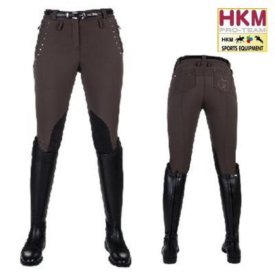 Pantalon HKM Majestic femme