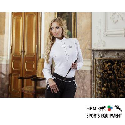 Polo femme HKM Silver Crown