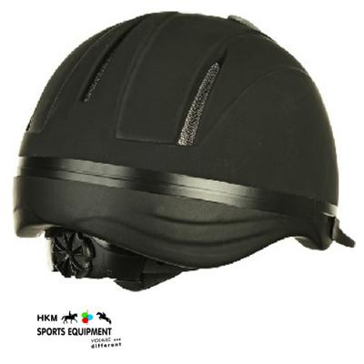 Casque HKM Carbon Art2