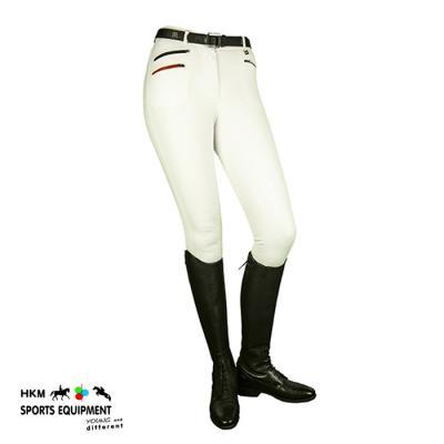 Pantalon equitation HKM Helsinki femme