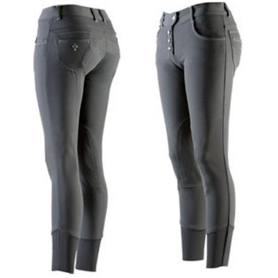 Pantalon Equi-th�me BUTTON femme