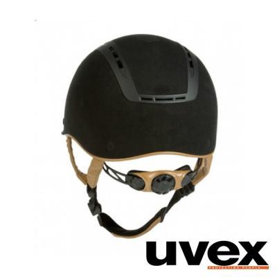 Casque UVEX Suxxeed velours2