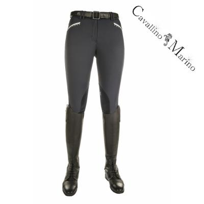 Pantalon HKM Atlantis Crystal