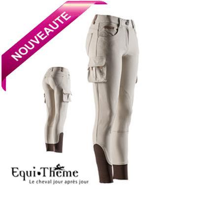 Pantalon Equi-th�me Safari femme