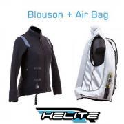 Blouson Shell ML et Airbag