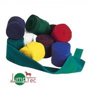 Bande de polo JUMPTEC Poney choco pistache