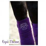 Bandes de polo Technical Wear 300 cm violet