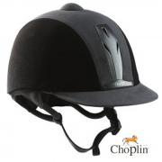 Casque CHOPLIN Excellence noir gris