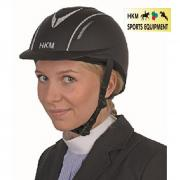 Casque HKM Crystal