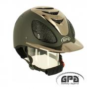 Casque GPA Speed air Evolution Chrome