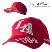 Casquette Equi-Th�me CSI