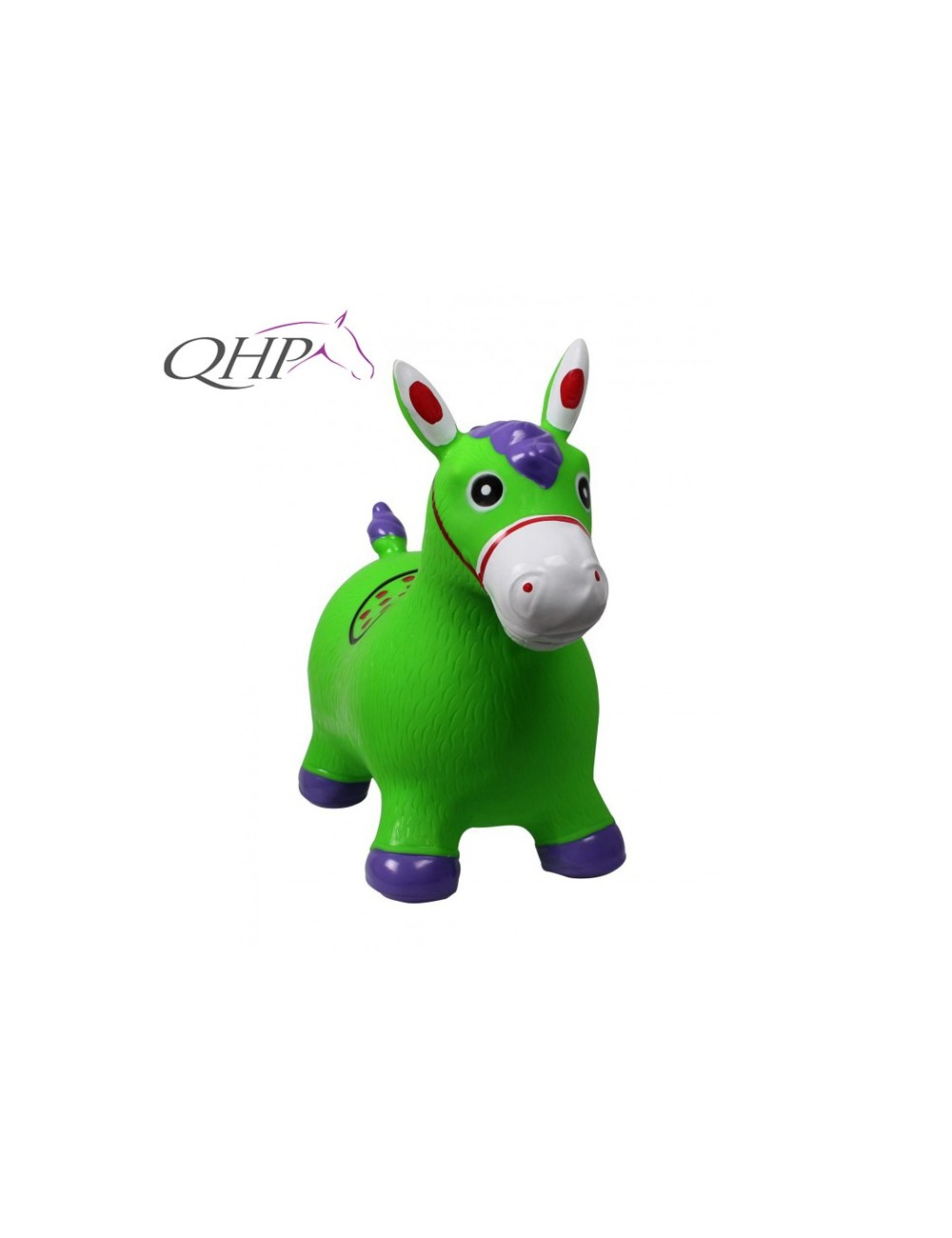 jumping Horse QHP