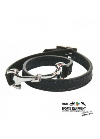 Bracelet HKM Bit - noir