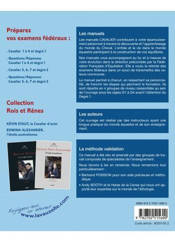 Livre Lavauzelle QR cavalier 1 - 4