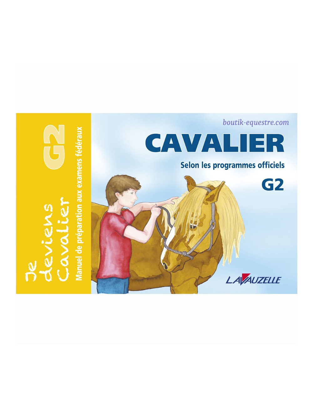 Livre Lavauzelle Cavalier G2
