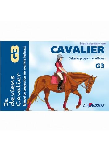 Livre Lavauzelle Cavalier G3