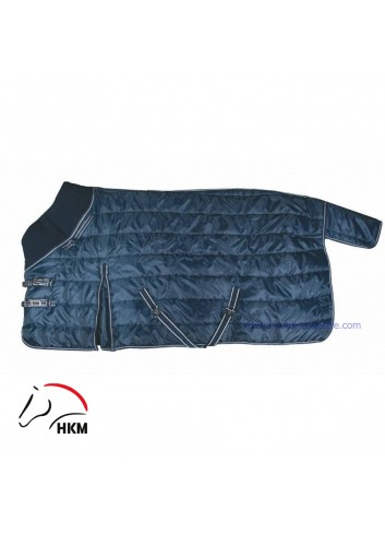 Couverture box HKM Innovation col polaire