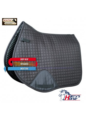 Tapis de selle Harry's Horse Exceed - anthracite