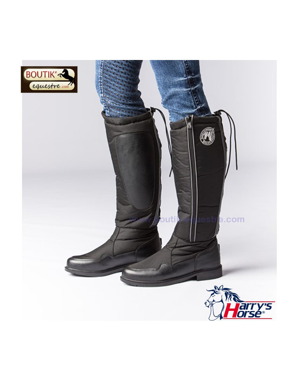 Bottes hiver Harry's horse Montreal