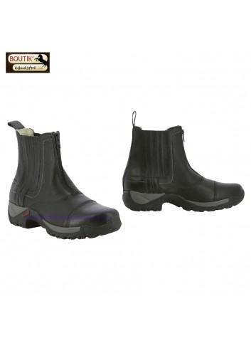 Boots NORTON Zermatt hiver - noir