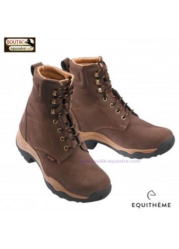 Boots Equi Thème Dermo Dry - brun
