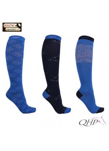 Chaussettes équitation QHP Sanya - Active
