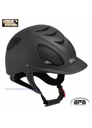 Casque GPA Speed Air - noir