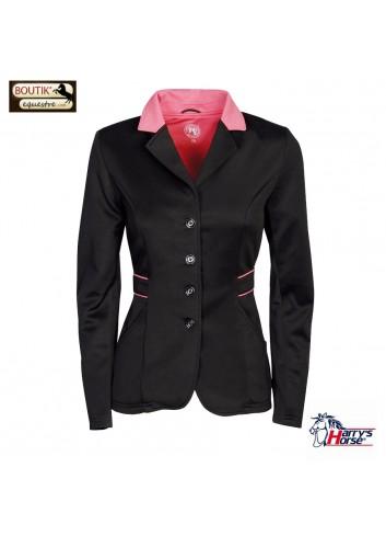 Veste Concours Harry s Horse Contrast - noir / rose