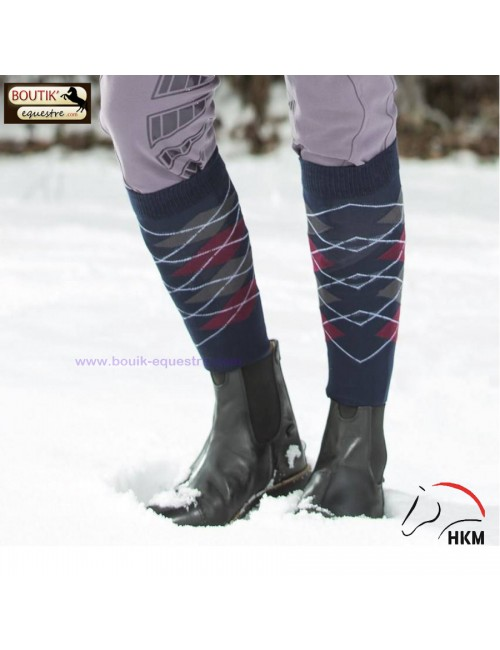 Chaussettes homme HKM Highland