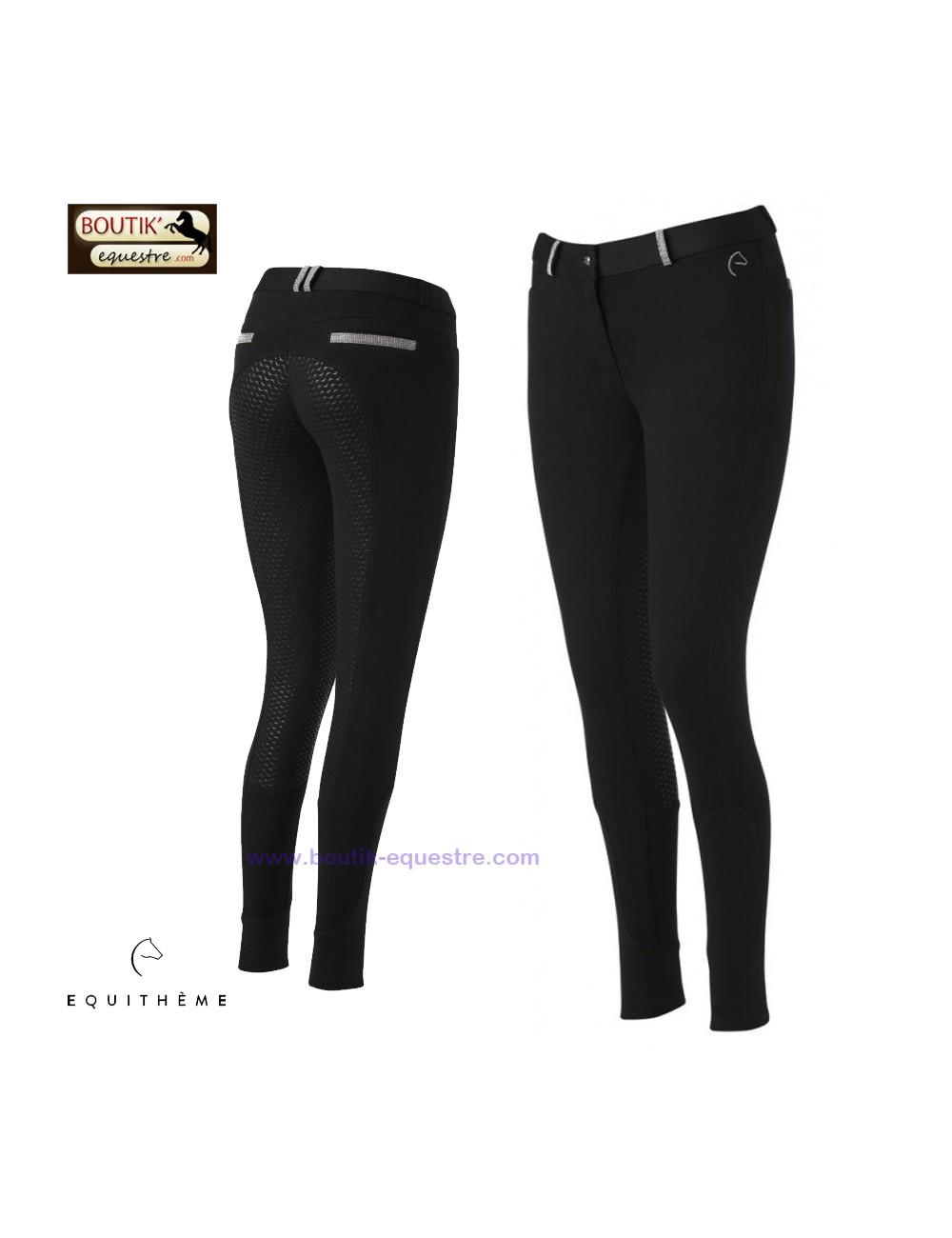 Pantalon EQUITHEME Glam Silicone
