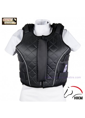 Gilet de Protection HKM Flex Pro - noir