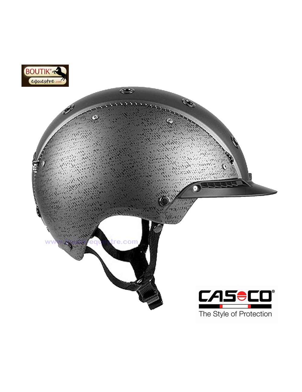 Casque CASCO Champ 3