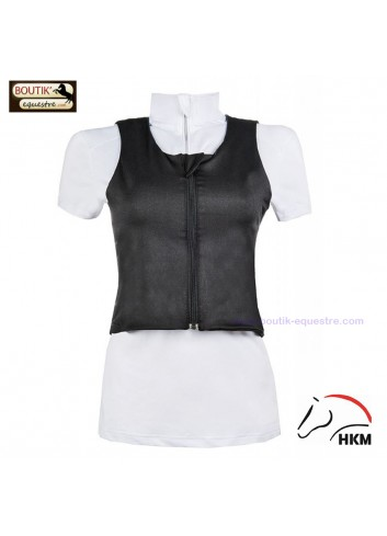 Gilet Protection HKM Softec - noir