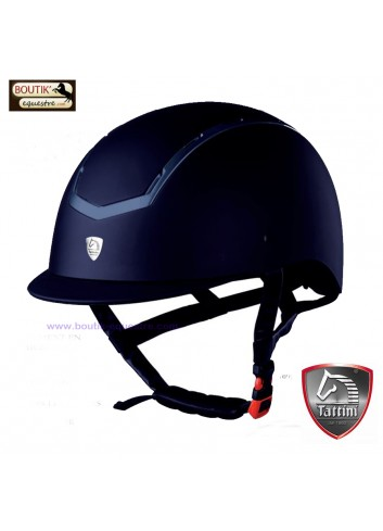 Casque TATTINI Inserts Polis - bleu