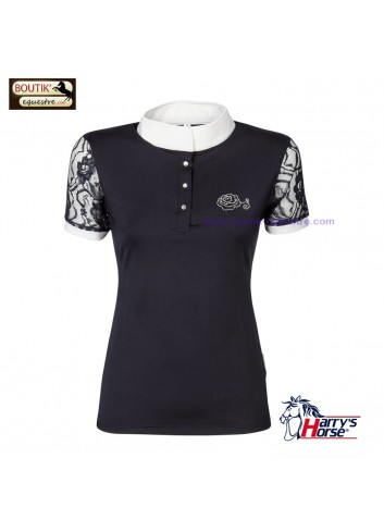 Chemise Harry's Horse Lace concours - marine